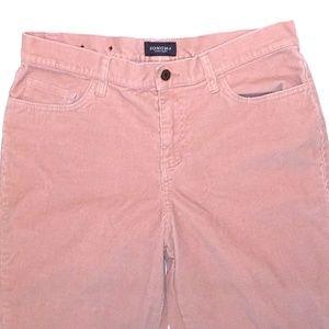Sonoma Pink Corduroy Jeans, 12